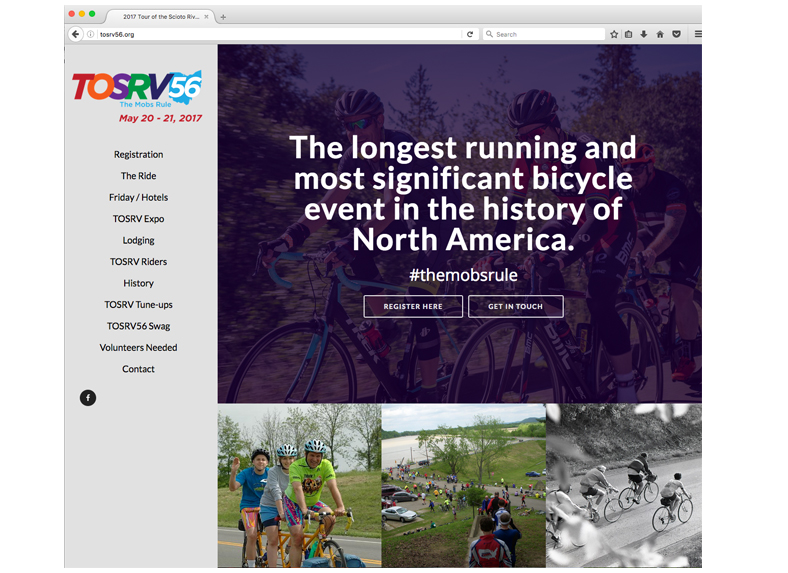 TOSRV Home Page