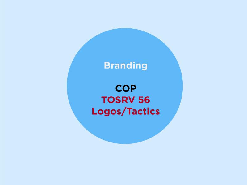 COP Branding